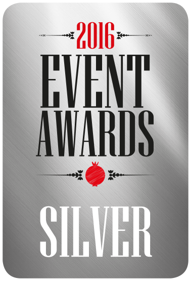 Events awards stickers 2016_SILVER